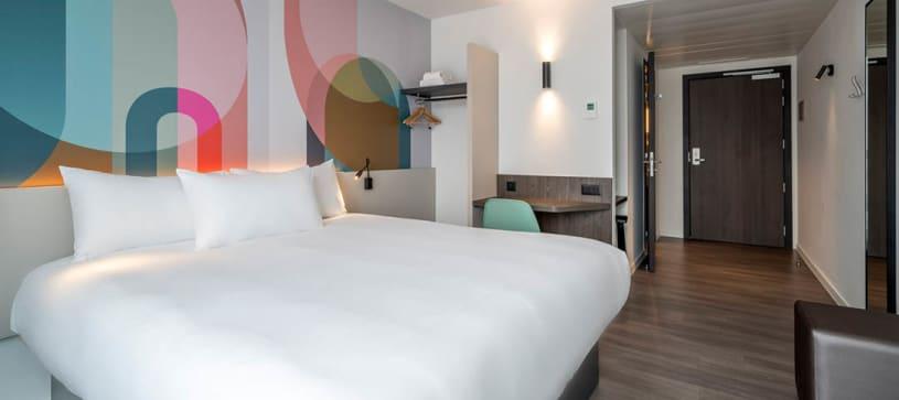 B&B Hôtel à Gand | chambre double