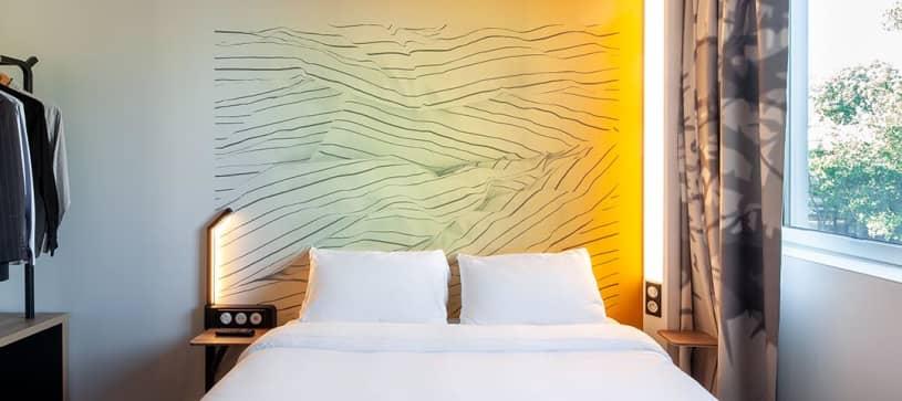 B&B HOTELS | Chambre avec 1 lit double | Non Fumeur (3/3)