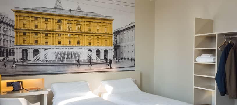 B&B Hotel Genova - Camera twin