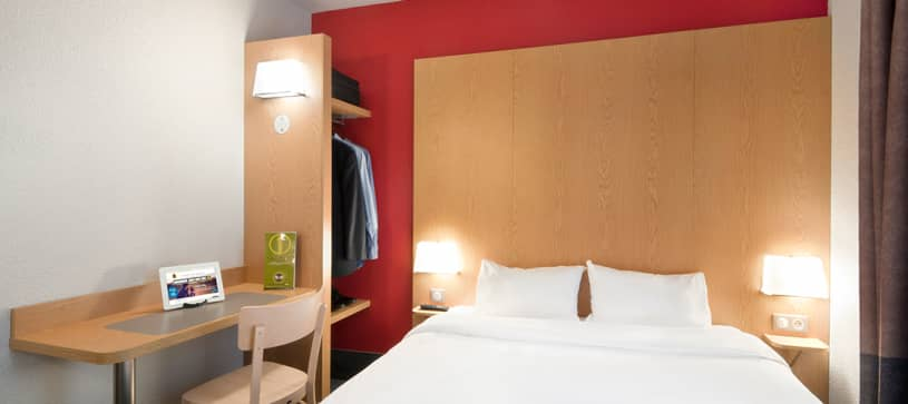 hotel in grenoble double room