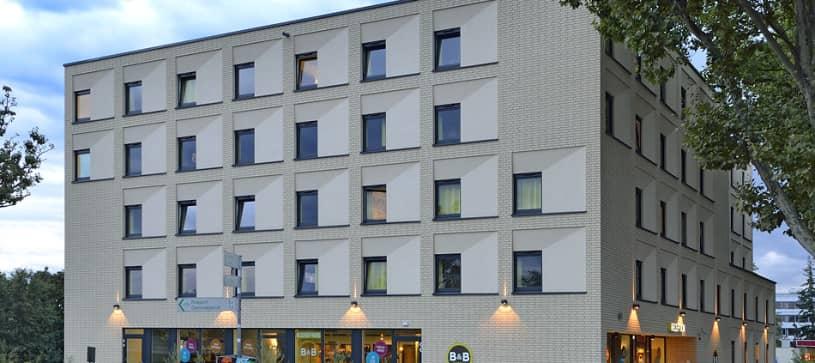 Hotel Karlsruhe Exterior