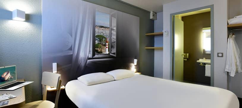 hotel in la rochelle double room