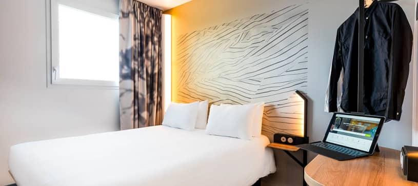 B&B Hôtel à Le Port-Marly | chambre double