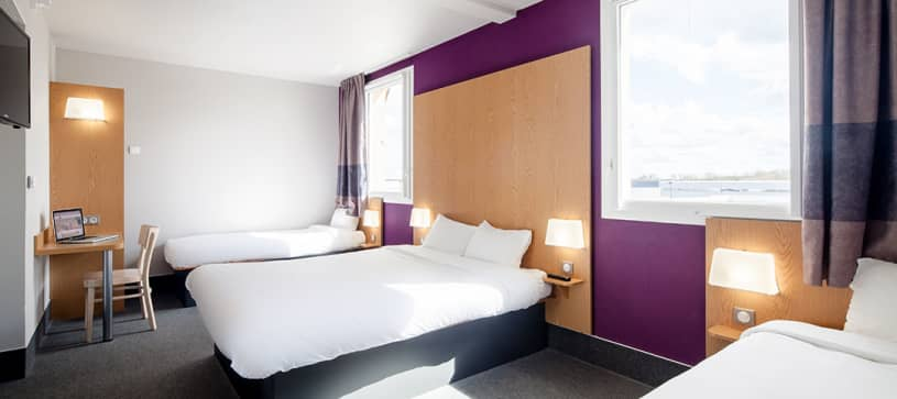 hotel in lieusaint double room