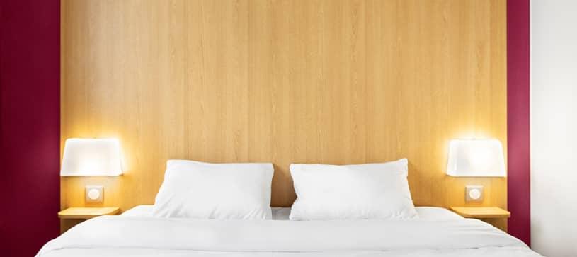 hôtel à lyon chambre double