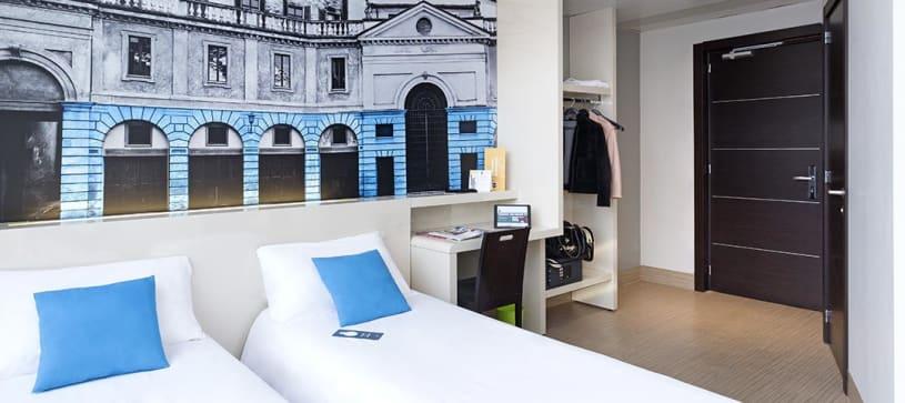 B&B Hotel Mantova - Camera twin