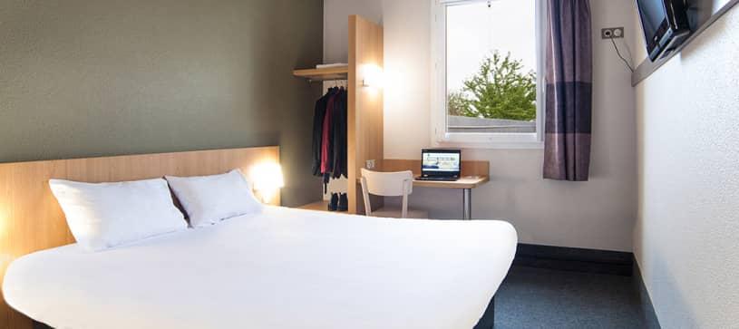 hôtel à marne la vallée chambre double