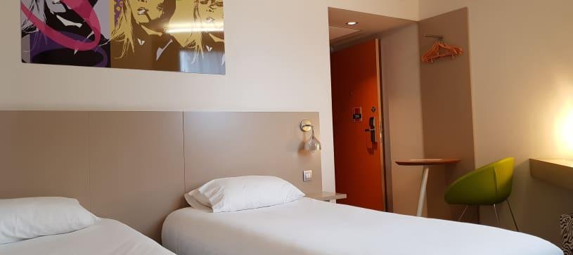 chambre double B&B Hôtel Marseille Centre Timone