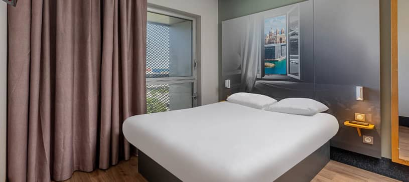 B&B Hôtel à Marseille | chambre double