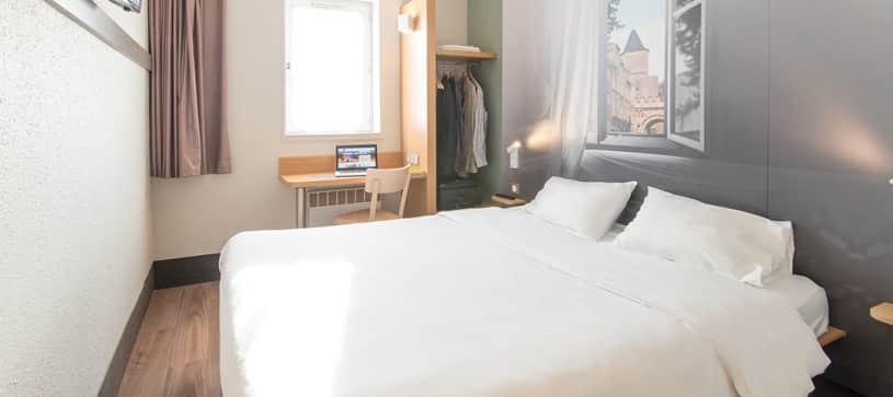 hôtel à metz chambre double