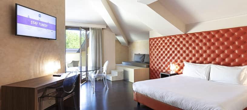 B&B Hotel Malpensa Lago Maggiore - JuniorSuite - 0619