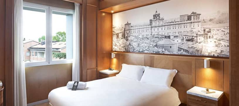 B&B Hotel Modena - Camera Matrimoniale