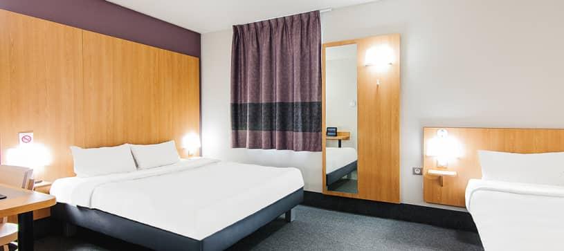 hôtel à mont de marsan chambre familiale