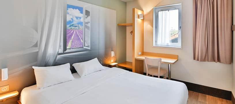 hôtel à montélimar chambre double
