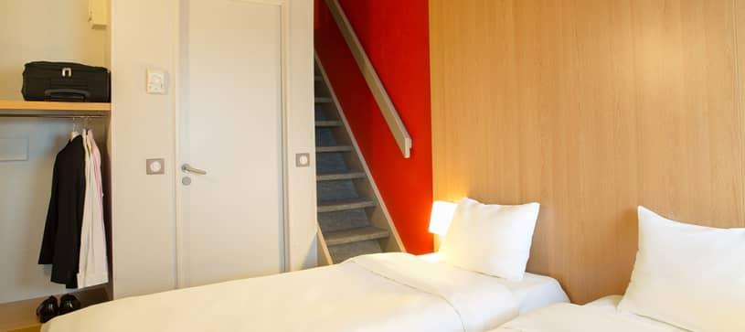 hotel in montpellier familyr room