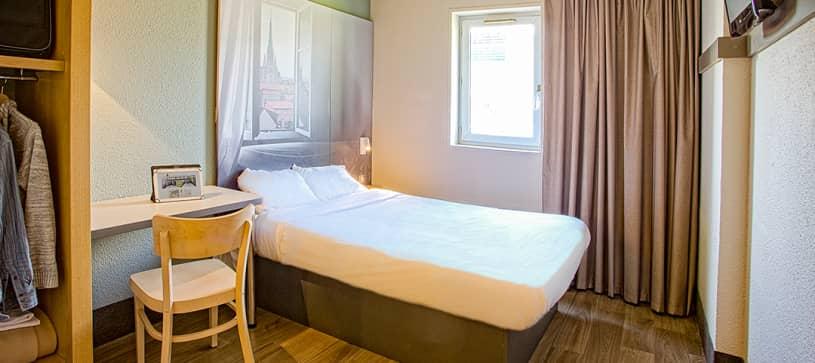hôtel à mulhouse chambre double