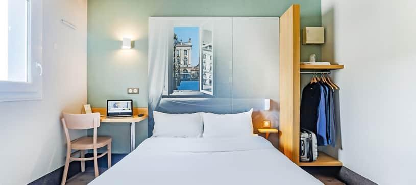 hotel en nancy habitación doble