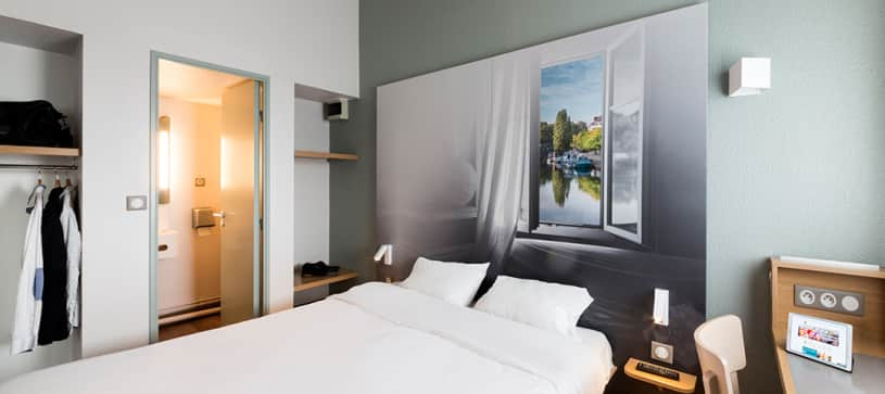 hotel in nantes double room