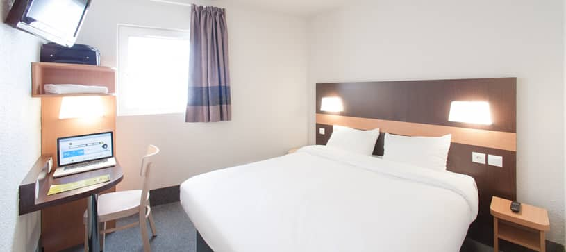 hotel in nimes double room