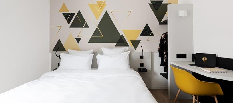 B&B HOTEL Oftringen | double room
