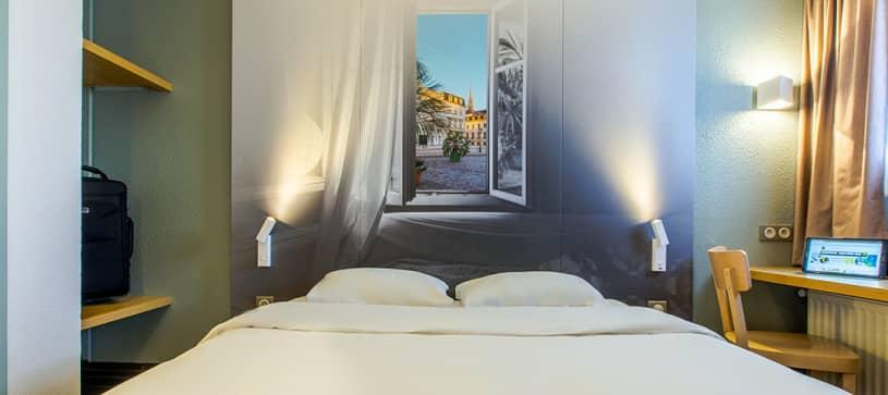 hôtel à orléans chambre double