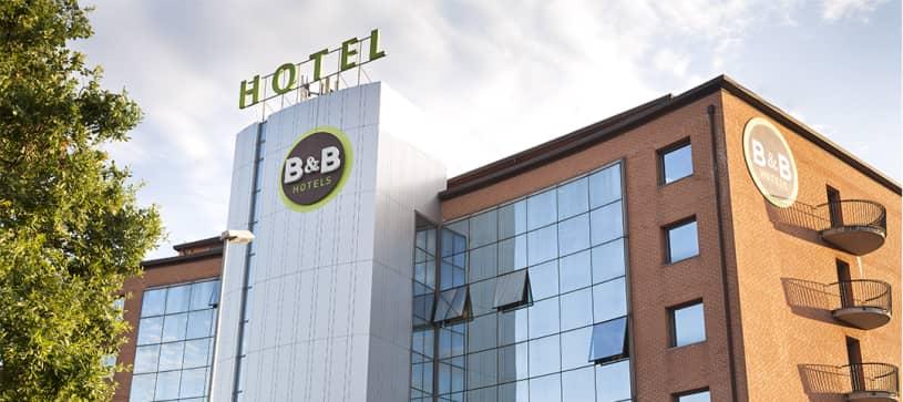 B B Hotel Padova Vicino Alla Fiera Di Padova