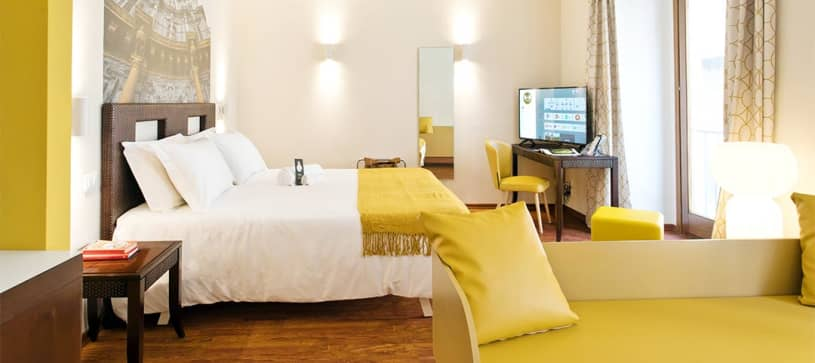 B&B Hotel Palermo Quattro Canti - Junior Suite