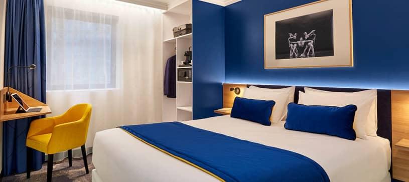B&B Hôtel Paris 17 Batignolles | chambre double