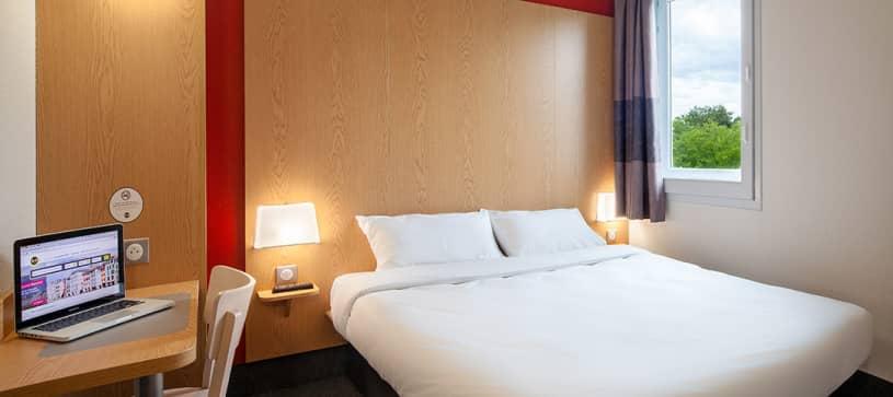 hotel in paris double room