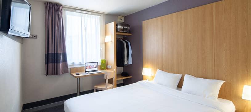 hotel en paris habitación doble