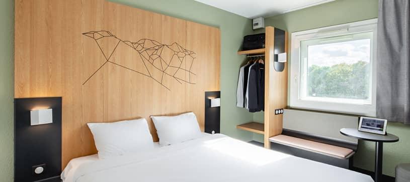 double room B&B Hotel Roissy