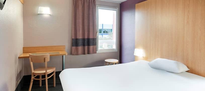 hôtel à perpignan chambre double