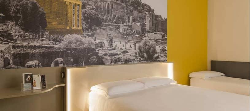 B&B Hotel Roma Pietralata - Camera quadrupla