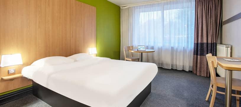 hôtel à quimper chambre double