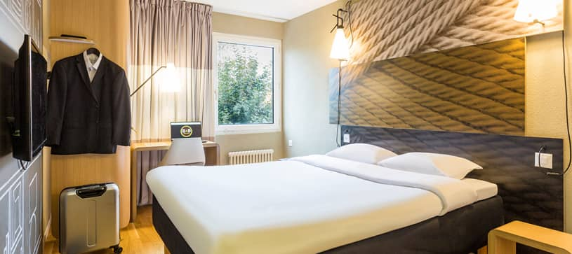 chambre double B&B Hotel Rothrist Olten