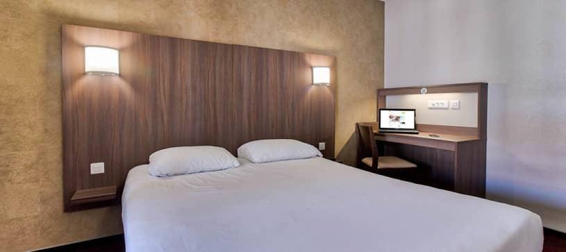 B&B Hôtel à Saint-Jean-de-Luz | chambre double