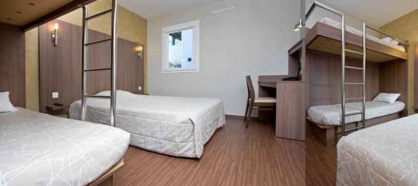 B&B Hôtel à Saint-Jean-de-Luz | chambre familiale