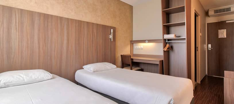 B&B Hôtel à Saint-Jean-de-Luz | chambre twin