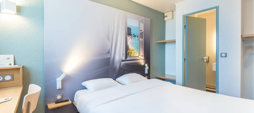 hotel in saint nazaire double room