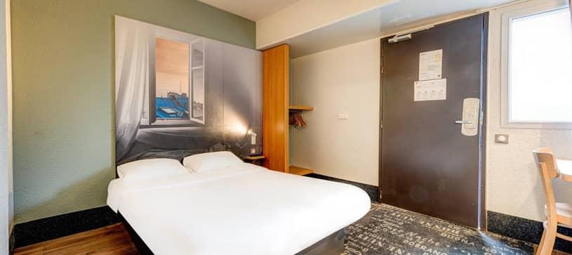 B&B Hôtel à Saint-Witz | chambre double