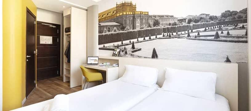 B&B Hotel Torino - Camera twin