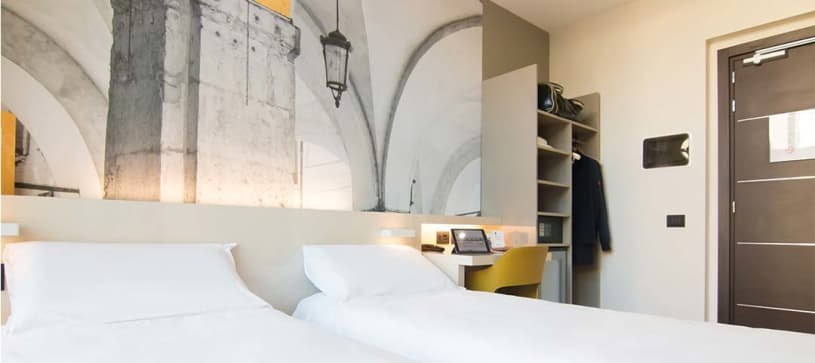 B&B Hotel Treviso - Camera twin