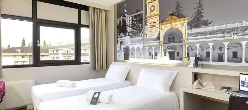 Hotel Udine - Camera Doppia - B&B Hotels