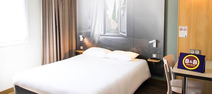 B&B Hôtel à Valence | chambre double