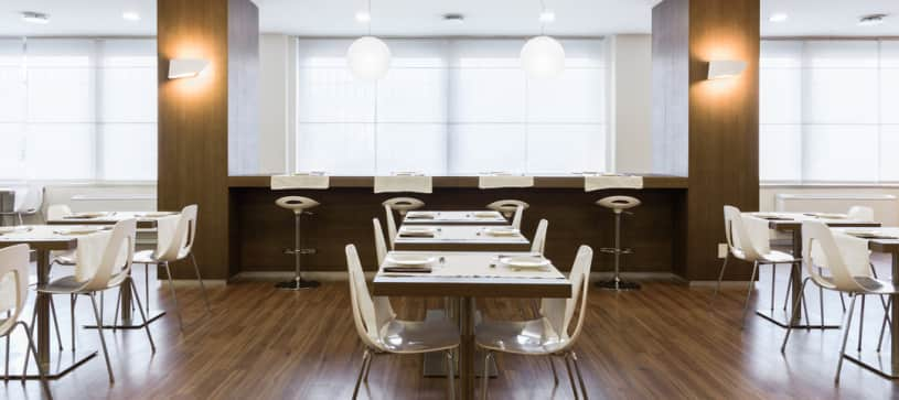 B&B Hotel Milano Aosta breakfast room