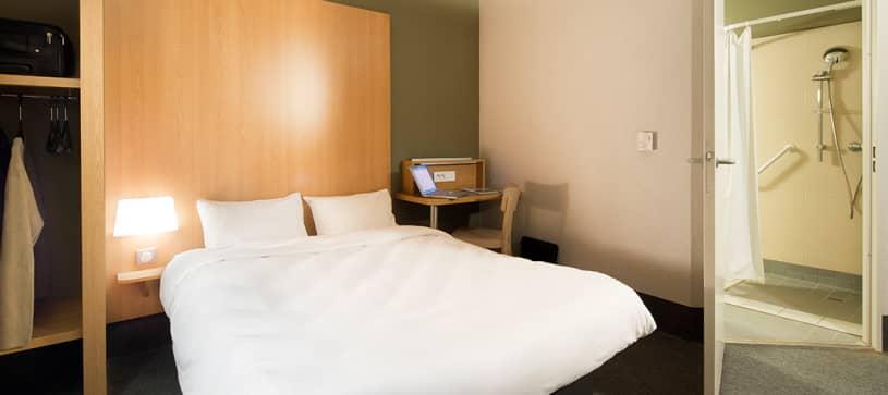 hôtel à clermont ferrand chambre double