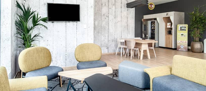 B&B HOTELS | Lounge