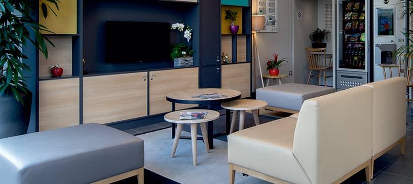 Hotel in aix en provence lounge