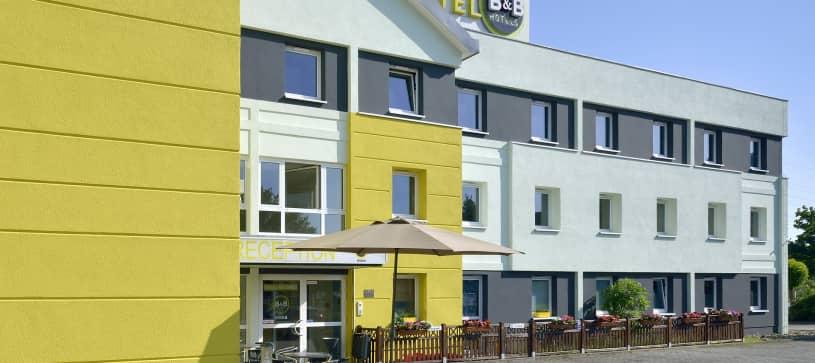 Hotel Aachen-Würselen exterior sideview