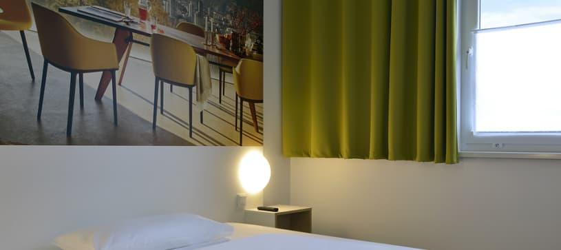 Hotel Basel/Weil am Rhein Einzelzimmer